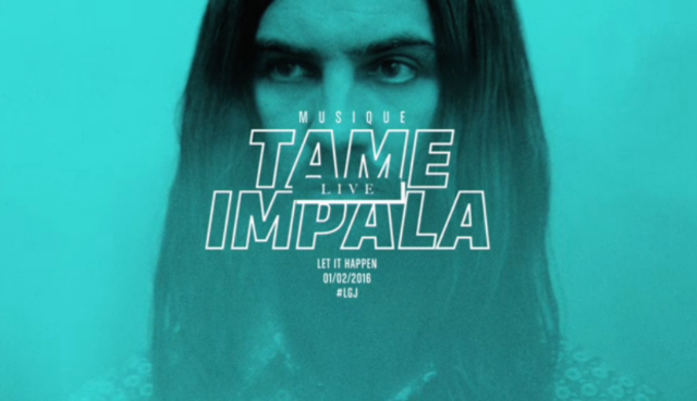 Watch Tame Impala Play 3 Songs On Le Grand Journal