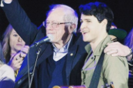 "Ezra Koenig On Bernie Sanders: ""He Can Win"""