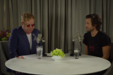 The Killers Working With Elton John On New Album