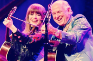 Watch Jimmy Buffett Join Jenny Lewis On Traveling Wilburys Cover In Nashville