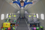 "OK Go – ""Upside Down & Inside Out"" Video"