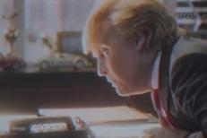 Kenny Loggins Sings The Theme To Donald Trump Mockumentary Starring Johnny Depp