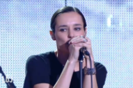 Watch Savages Perform &#8220;Evil&#8221; On <em>Le Grand Journal</em>
