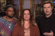 This <em>SNL</em> Promo Likely Distracted From Kanye West&#8217;s Creative Process