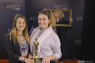 Watch That Prankster Adele Photobomb Her Fans
