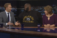 Watch Killer Mike Defend Beyoncé On <em>Bill Maher</em>