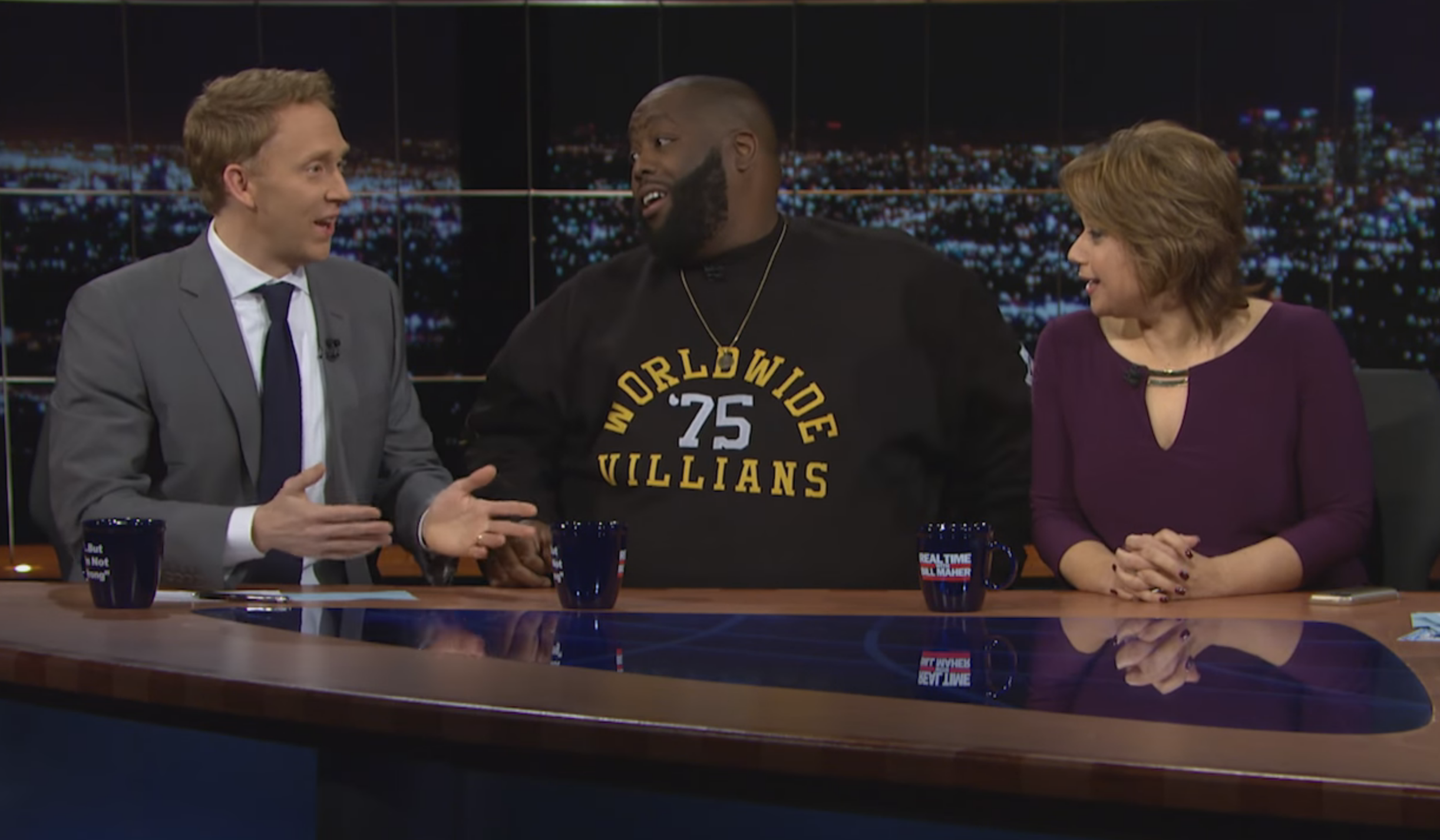Watch Killer Mike Defend Beyoncé On Bill Maher