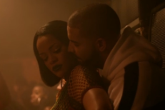"Watch A Preview Of Rihanna's ""Work"" Video With Drake"