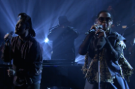 Watch Lauryn Hill Perform With The Weeknd On <em>Fallon</em>