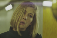 "Massive Attack – ""Voodoo In My Blood"" (Feat. Young Fathers) Video (Feat. Rosamund Pike)"
