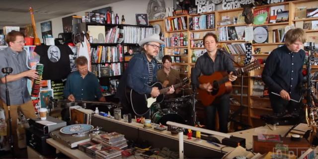 Watch Wilco's Tiny Desk Concert