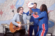 Watch The Harlem Globetrotters Interrupt Tweedy's Adele Cover