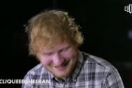 "Watch Out Kendrick, Here's Ed Sheeran Rapping Eminem's ""Criminal"""