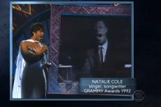 Natalie Cole Grammys