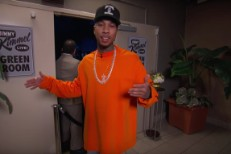 Tyga on Jimmy Kimmel