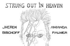 Amanda Palmer & Jherek Bischoff Made A David Bowie Covers EP, Featuring Neil Gaiman & More