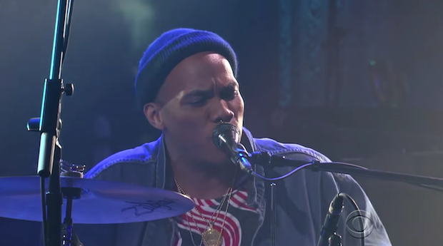 Watch Anderson .Paak's Stellar Colbert Performance