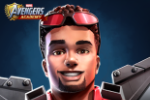 A$AP Rocky Voices Falcon In Marvel Avengers Academy Video Game