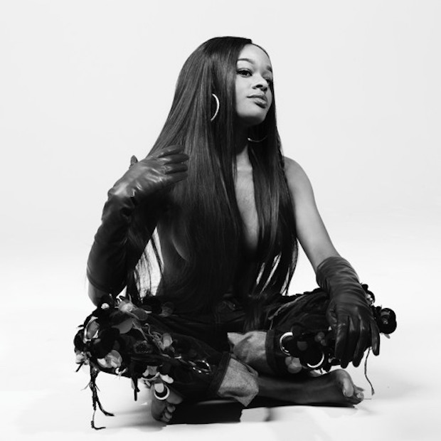 Azealia Banks — The Big Big Beat (studio acapella)