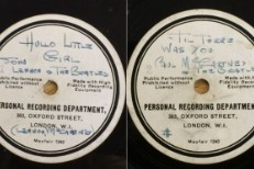 """""""Holy Grail"""" Beatles Record Heading To Auction"""