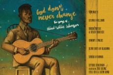 Stream Tom Waits & Lucinda Williams' Blind Willie Johnson Covers From New Tribute Album