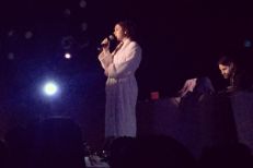 "Watch Charli XCX Debut ""Too Many Omens"" At MoMA PS1"