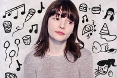 Chvrches' Lauren Mayberry Guests On The Inaugural Episode Of Funny Or Die's Tragedy Plus Time Podcast