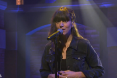 "Watch Eleanor Friedberger Perform ""Because I Asked You"" On Seth Meyers"