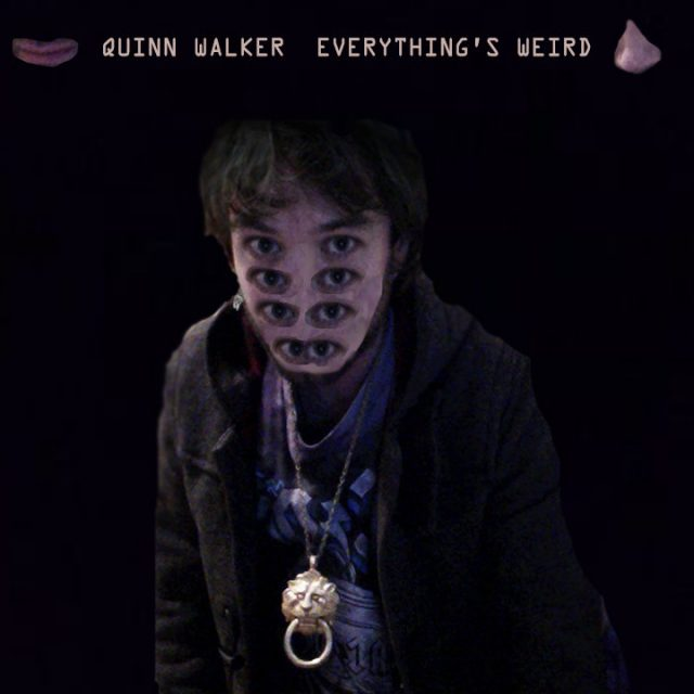 Quinn Walker - Everything's Weird