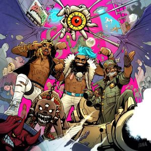 flatbush zombies cover