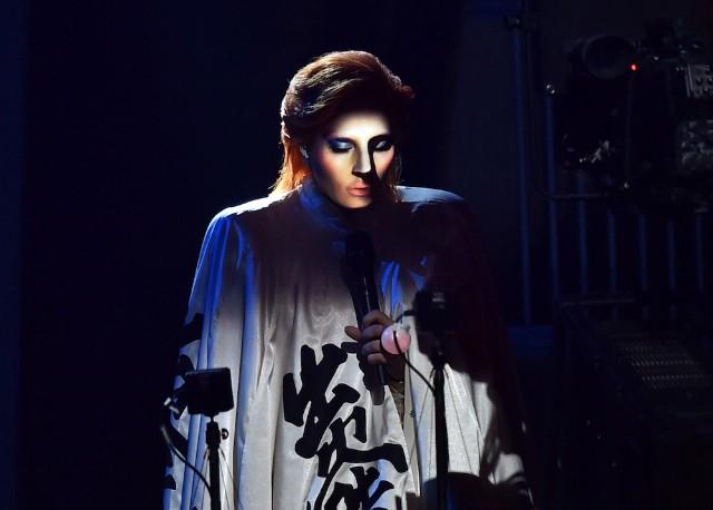 Bowie Gaga