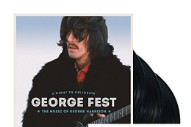 Win <em>George Fest</em> 3xLP Vinyl &#038; A Fender Acoustic Guitar