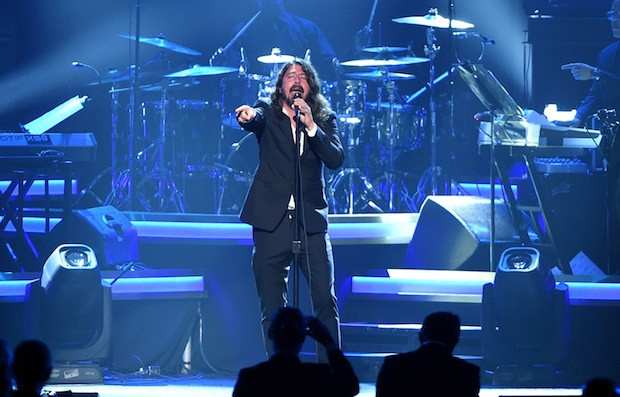 Dave Grohl Will Perform At The Oscars