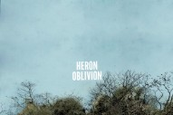 "Heron Oblivion – ""Your Hollows"""