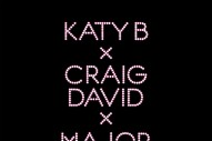 "Katy B x Craig David x Major Lazer – ""Who Am I"""