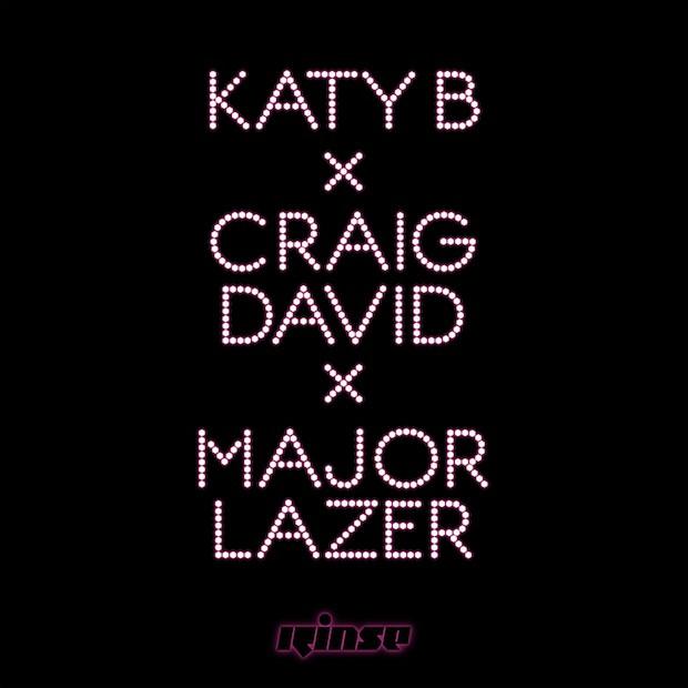 "Katy B x Craig David x Major Lazer - ""Who Am I"""