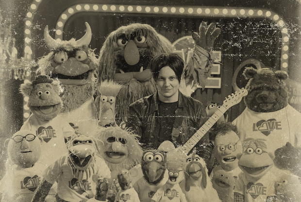 Jack White To Appear In Next Week's Muppets Season Finale