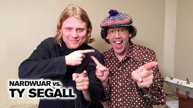 Watch Nardwuar Interview Ty Segall In First Video Since Stroke