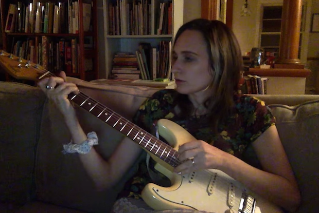 "Watch Speedy Ortiz's Sadie Dupuis Demo New Song ""The Hills Have It"""