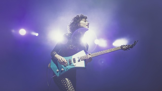 "St. Vincent - ""Emotional Rescue"""