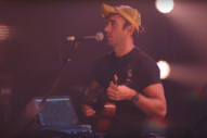 "Watch Sufjan Stevens' Live ""Carrie & Lowell"" Video"
