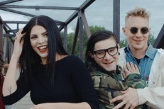 "Jack Ü – ""Mind"" (Feat. Kai) Video"