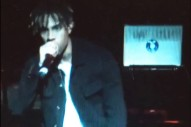 "Watch Vic Mensa Debut ""16 Shots"" At Flint Benefit Concert"
