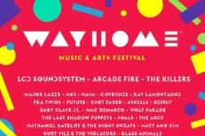 WayHome Festival 2016 Lineup