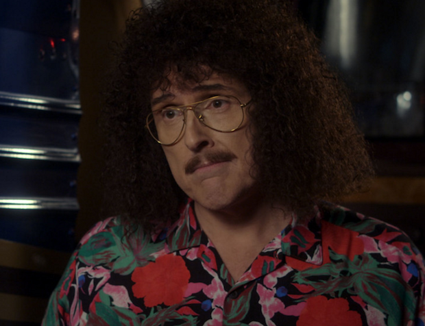 Watch Weird Al Play His '80s Self On The Goldbergs