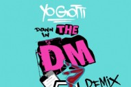 "Yo Gotti – ""Down In The DM (Remix Feat. Nicki Minaj)"""