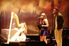 Watch Joanna Newsom Sing With Amber Coffman & Robin Pecknold, Stage Impromptu Q&A In LA