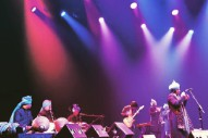 Watch Jonny Greenwood, Shye Ben Tzur, &#038; The Rajasthan Express Perform <em>Junun</em> Live For The First Time
