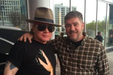 Axl Rose Confirms Full GN'R Tour To Atlanta Fan