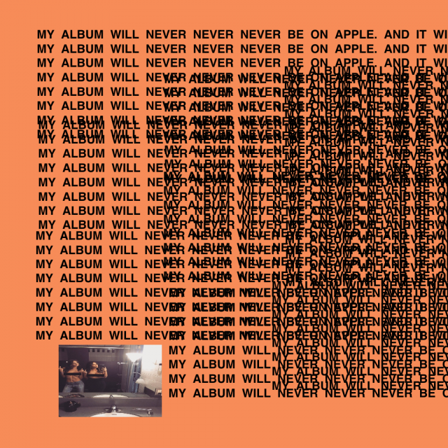 Kanye West's Updated <em>The Life Of Pablo</em> Will Reportedly Be On Apple Music And Spotify This Friday